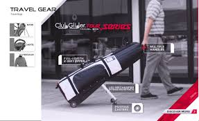 clubglider golf travel bag review