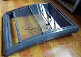 chest freezer abs injection glass door