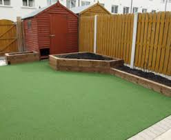 synthetic grass for your back garden
