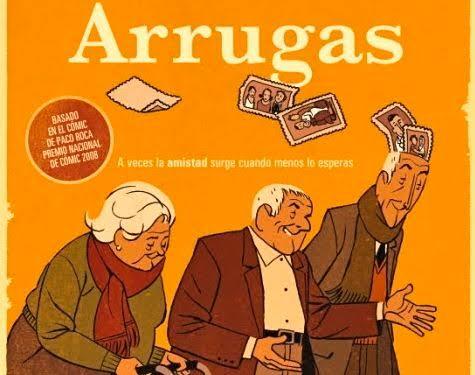 "「Arrugas comic」の画像検索結果"""