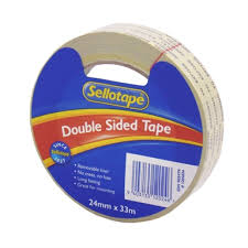 otape 24mm x 33m double sided tape