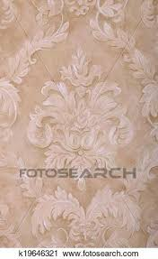 beige wallpaper background stock image
