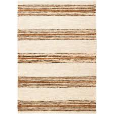 natural rust 9 ft x 12 ft area rug