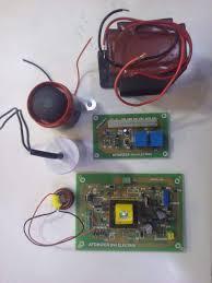 Atomizer Solar Fence Energizer Full Kit Amazon In Electronics