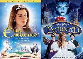 Amazon.com: Disney's Enchanted & Ella Enchanted DVD Set Classic ...