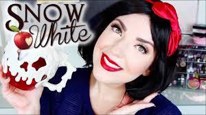 easy snow white makeup tutorial