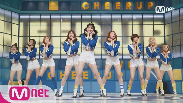 Image result for cheer up twice""