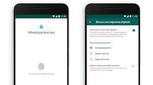 WhatsApp, l'accesso tramite impronta arriva su Android: ecco come ...