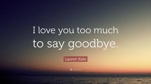 goodbye quotes quotefancy