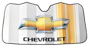 Windshield Sunshade Chevrolet With Bowtie Cargogear