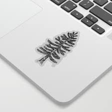 Pine Tree Sticker By Alidoucette Society6