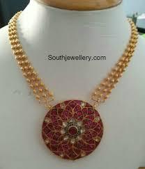 2016 054 antique ruby pendant mandala