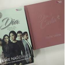 dia novel and love quotes books stationery books on carousell