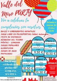 Celebra Tu Cumpleanos En El Colegio Bilingue Valle Del Miro En