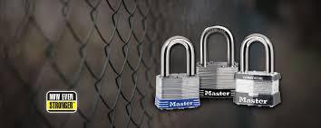 Locks Padlocks And Security Products Master Lock