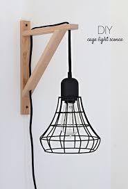diy ikea lamp ekby valter