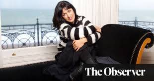 Polly Samson: 'Don't call me Mrs Gilmour'   feature   Books   The Guardian