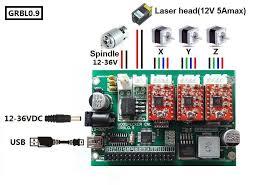 laser engraving machine diy kit