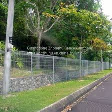 Brc Fencing Buy Australia 6ft Wire Mesh Roll Top Fence Panels Residential Oranmental Fencing On China Suppliers Mobile 158993978