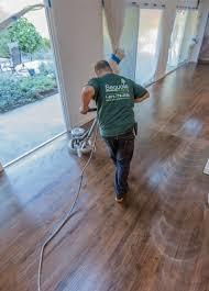 hardwood floor services refinishing