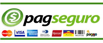 Receba pagamentos utilizando o PagSeguro entre outros - LojaVirtual.com.br