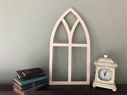 vintage inspired church style frame