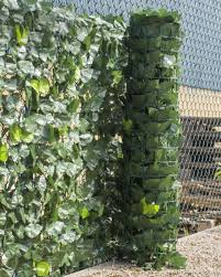 Woodside Artificial Ivy Leaf Screening Hedge Woodside Products