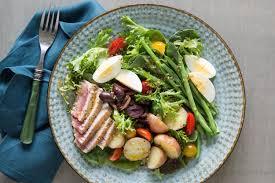 Seared Tuna Niçoise Salad