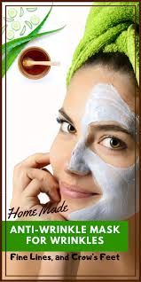 homemade anti wrinkle mask for wrinkles