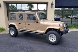 2000 jeep wrangler 4 door conversion