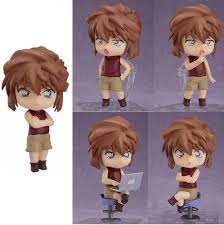 Pedido Previo Good Smile Company Nendoroid Detective Conan Ai Haibara  Figura De Acción