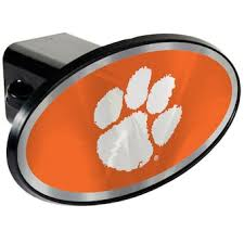 Clemson University Car Accessories Hitch Covers Clemson Tigers Auto Decals Shop Clemsontigers Com