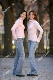 22 year old identical twin sisters Tamara Editorial Stock Photo ...