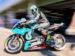 Franco Morbidelli edges Czech MotoGP practice
