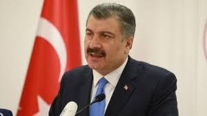 Koronavirüs (Covid-19): Sağlık Bakanı Koca, Türkiye'deki ilk virüs ...