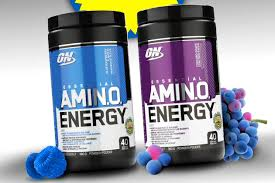 extra amino energy in two flavors