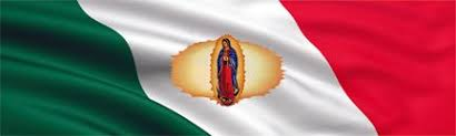 Mexican Lady Guadalupe Flag Rear Window Decal Xxx010026 Series
