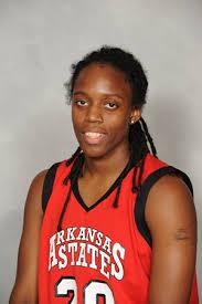 Meghan Lewis - 2011-12 - Women's Basketball - Arkansas State University