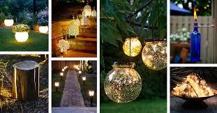27 best backyard lighting ideas and