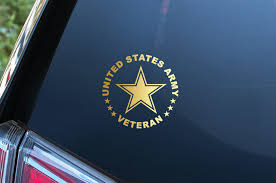 Brothers In Arms 6 Inch Long Vinyl Decal Military Veteran For Car Truck Laptop For Sale Online Ebay