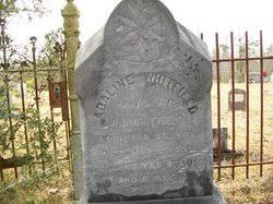 Wilfreda Adeline Mitchell Whitfield (1833-1903) - Find A Grave Memorial