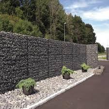 Build Your Gabion Wall With Welded Panel Zenturo Betafence