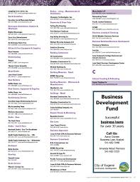 Eugene Life Community Profile & Business Directory 2016 by Chamber  Marketing Partners, Inc. - issuu