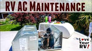 rv air conditioner maintenance tips