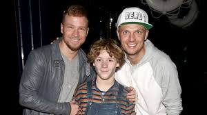 Brian Littrell's Son Channels His Dad By Wearing His Backstreet Boys Tour  Jacket - MTV