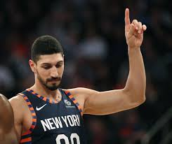 Enes Kanter falls further out of Knicks' favor and a divorce seems ...
