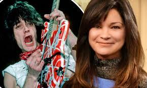 Valerie Bertinelli praises her rocker ex Eddie Van Halen