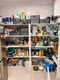 how to reorganise your pantry in a day