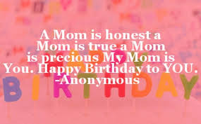 best birthday quotes for mom quotes yard