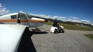 lawn mower aircraft tug you